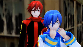 【MMD】Akaito x Kaito - For Your Entertainment (Yaoi warning) full download video download mp3 download music download