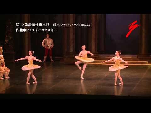 牧阿佐美バレヱ団 2013年12月公演 「くるみ割り人形」 P.V