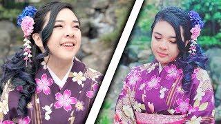 Video I Walked Around in Public in a Kimono MP3, 3GP, MP4, WEBM, AVI, FLV Agustus 2019