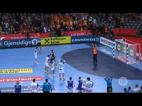 Handball EM: Deutschlands umstrittener Siebenmeter ge ...