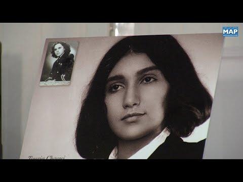 تكريم أول ربانة مغربية خلال المعرض المغاربي للكتاب بوجدة