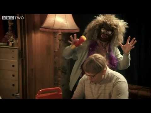 """Maureen's """"Simply the Best""""  - Psychoville - Series 2 Episode 2 - BBC Two"""