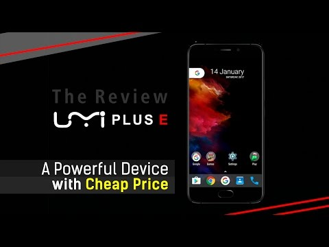 Umi Plus E Review : A powerful device, yet afforbable