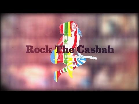 Diaporama des stages et colonies de vacances musique et cinéma Rock The Casbah