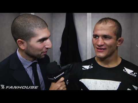 Junior dos Santos Says Roy Nelson Surprised Him