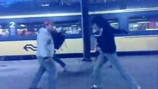 Download Lagu FJT On Utrecht Centraal station Jumping time Mp3