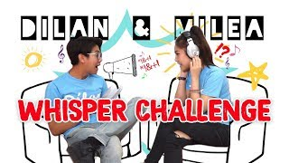 Video Whisper Challenge Dilan vs Milea MP3, 3GP, MP4, WEBM, AVI, FLV Agustus 2018