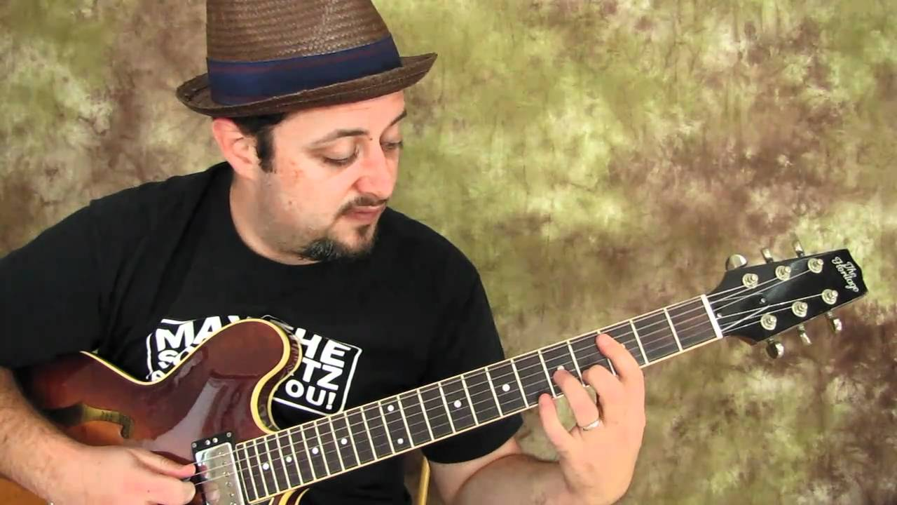 power chord lesson – easy electric guitar lesson