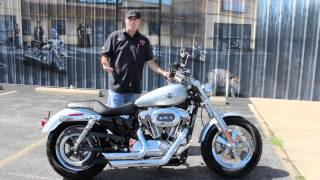 2. Pre-Owned 2012 Harley-Davidson Sportster 1200 Custom
