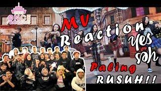 "Video TWICE(트와이스) ""YES or YES"" MV REACTION MP3, 3GP, MP4, WEBM, AVI, FLV Maret 2019"