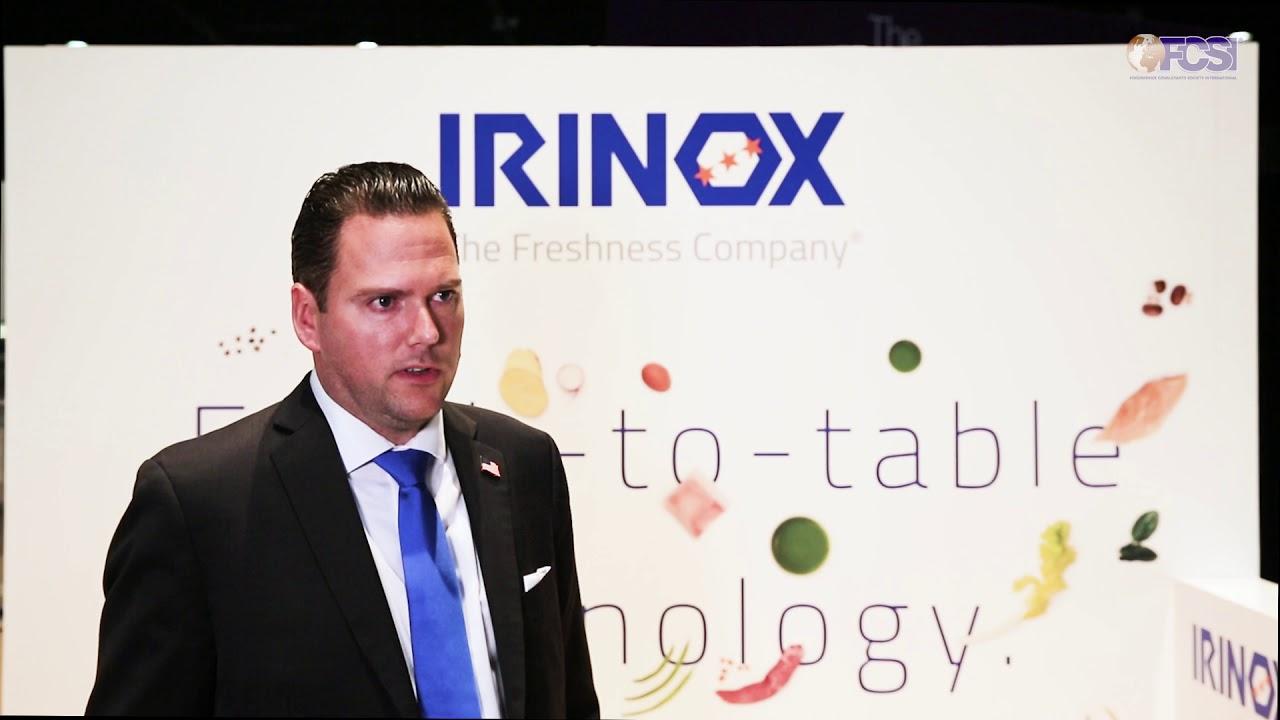 Irinox North America at The NAFEM Show '19