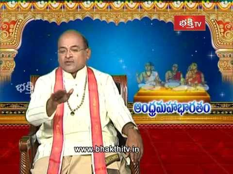 Andhra Mahabharatam - Sauptika Parvam (The Book of the Sleeping Warriors) - Episode 1351   Part 3