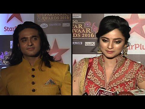 Ram and Siya aka Ashish and Madhirakshi of Siya Ke