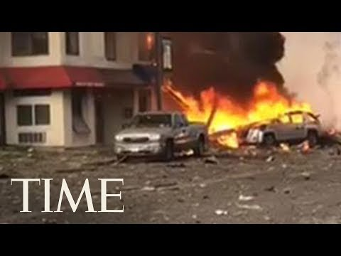At Least Three People Injured As Explosion Rocks Wisconsin Town | TIME
