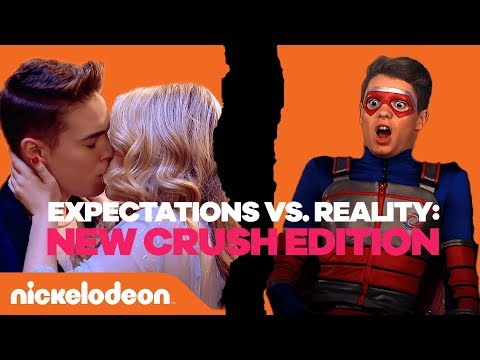 Expectations Vs. Reality 💏new Crush Edition Ft. Henry Danger & More | Back To School
