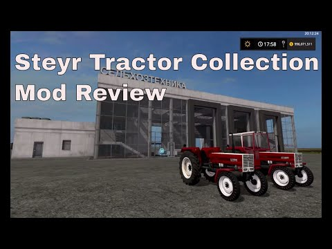 Steyr Tractor Collection v2.0