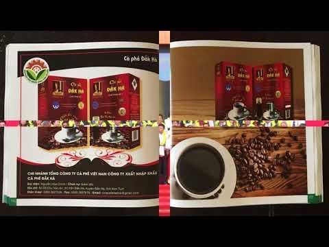 Tổng Công ty Cà phê Việt Nam - Cà Phê Đắk Hà