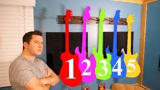Video The 5 Guitars Every Guitarist Needs MP3, 3GP, MP4, WEBM, AVI, FLV Agustus 2018
