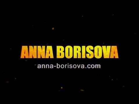 ANNA BORISOVA - Official Website Trailer