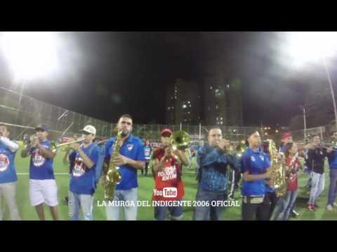 La Murga del Indigente vs La Banda LDS  / Cara a cara - Rexixtenxia Norte - Independiente Medellín
