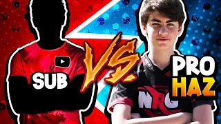 Video Can my SUBS beat a PRO for $100?! GAME TIME! MP3, 3GP, MP4, WEBM, AVI, FLV September 2018
