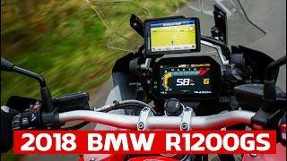 4. New 2018 BMW R1200GS | 2018 BMW R1200GS Adventure Highlights