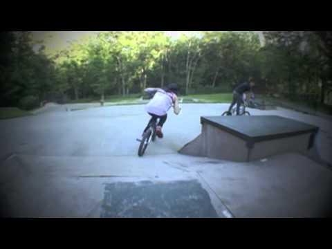 Getting Worse at BMX, Mentor skatepark