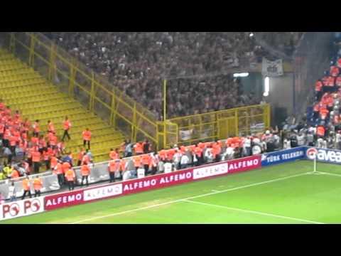 fenerbahce  - PAOK 1-1 ntou apo tourkous (видео)