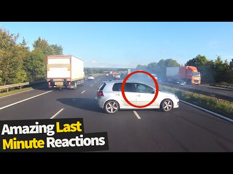These Peoples INCREDIBLE Quick Reflexes Saved The Day!! 😱😱