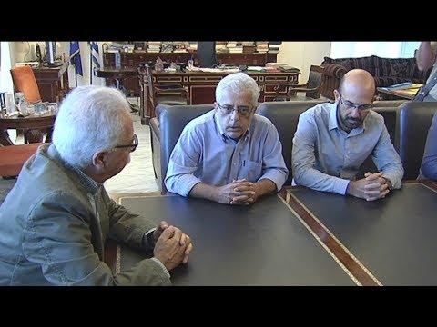 Συνάντηση Κ.Γαβρόγλου με αντιπροσωπεία του ΚΚΕ για το Νέο Λύκειο