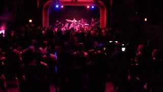 The Faceless - XenoChrist - Hawthorne Theater, Portland, OR