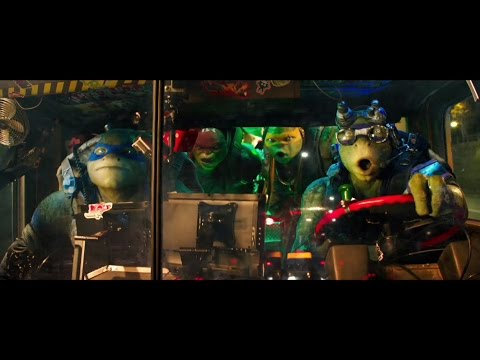 Teenage Mutant Ninja Turtles: Out of the Shadows (IMAX TV Spot)