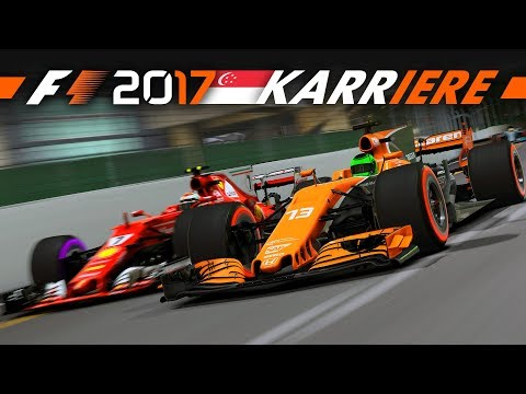 Ist Mclaren Siegfähig? – F1 2017 KARRIERE #77 | Formel 1 4K Gameplay German