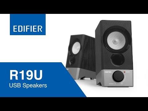 Edifier R19U Compact USB Speaker