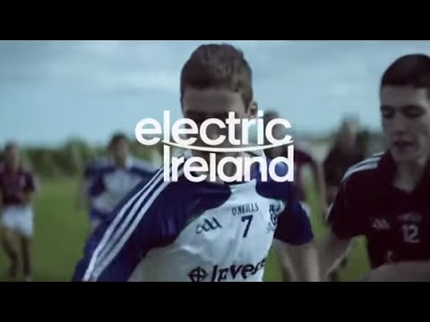 Ad - It's all there is, and all that matters. The Electric Ireland GAA Minor Championship. THIS. IS. MAJOR.