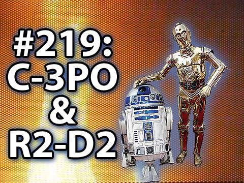 Is It A Good Idea To Microwave C-3PO & R2-D2?