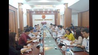 Chủ tịch UBND Thành phố yêu cầu các đơn vị sự nghiệp phải tăng tự chủ tài chính, hoạt động đi vào thực chất theo chức năng, nhiệm vụ được giao