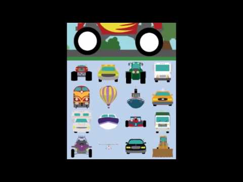 Video of Toddler Cars 2