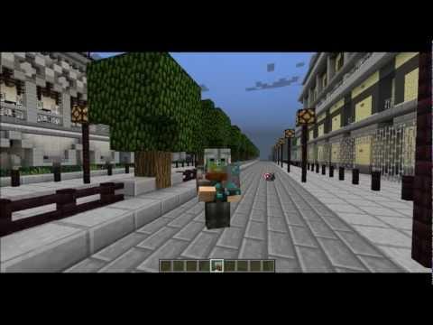 Minecraft Avengers Mod