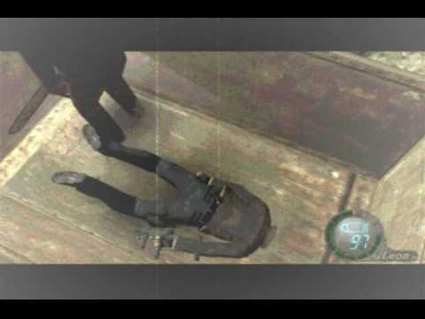 Resident Evil 4 Funniest Death Scene
