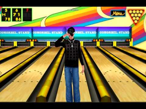 Video of Real 3D Bowling (HarlemStrike)