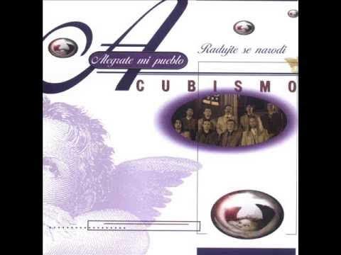 Cubismo - Traigo Una Buenaueva Veselje Ti Navjescujem