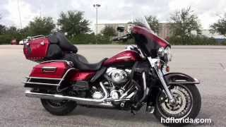 7. Used 2012 Harley Davidson Ultra Limited