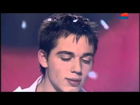 Родион Газманов - Последний снег (Голубой огонек 2002)