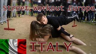 Casoria Italy  city pictures gallery : Street Workout EUROPE - ITALY [HD]
