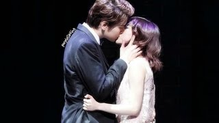 Video Sunny SNSD Kyuhyun Kiss scenes - singing in the rain MP3, 3GP, MP4, WEBM, AVI, FLV Januari 2018