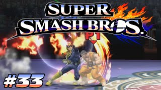 [Wii U/3DS]Super Smash Bros 4 Moments – 33 – Uppercut showdown