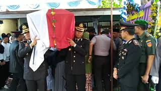 Video Pemakaman AKBP Mito, korban lion air MP3, 3GP, MP4, WEBM, AVI, FLV November 2018