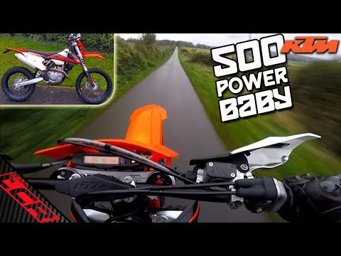 2018 ktm test ride. delighful 2018 ktm 500 excf 2018 first ride  power is the key in ktm test ride
