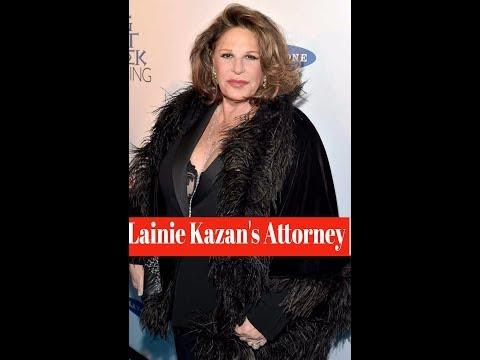 Lainie Kazan's Attorney: Speaks Out About Her Arrest (2018)